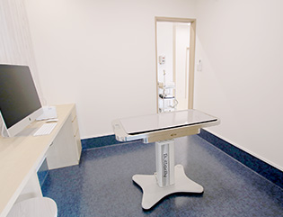 写真:診察室①